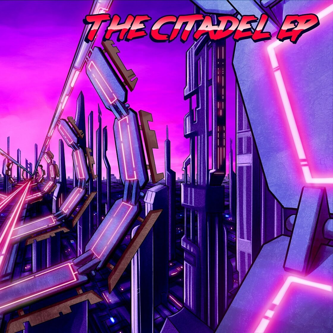 The Citadel EP - Turbo Knight