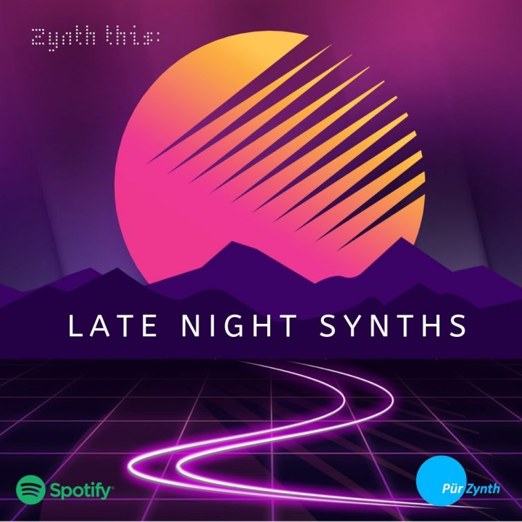 LATE NIGHT SYNTHS