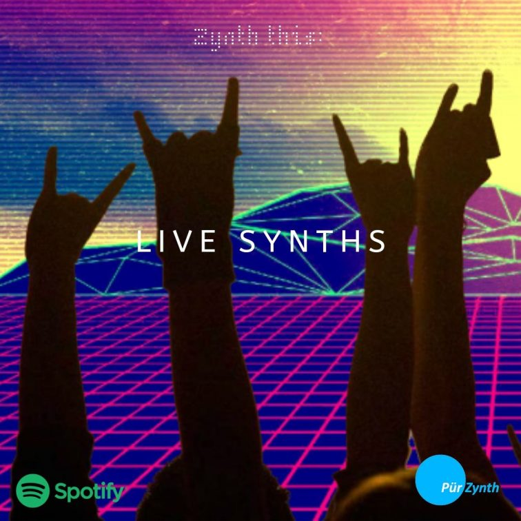 LIVE SYNTHS